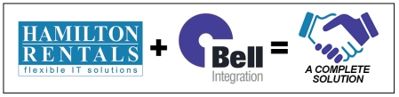 Hamilton Rentals are now part of Bell Integration
